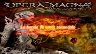 03 Opera Magna - La herida Letra (Lyrics)