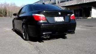 rogue engineering e60 m5 exhaust
