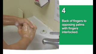Hand Hygiene (Soap & Water)