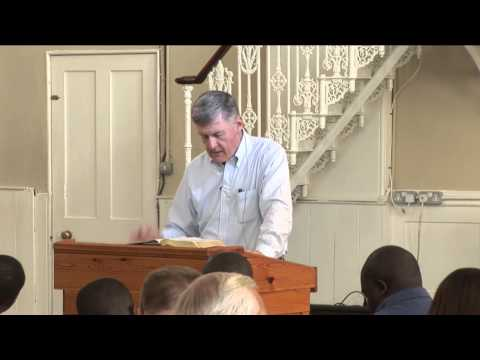 The Attributes Of God - Session 2 - Steve Lawson
