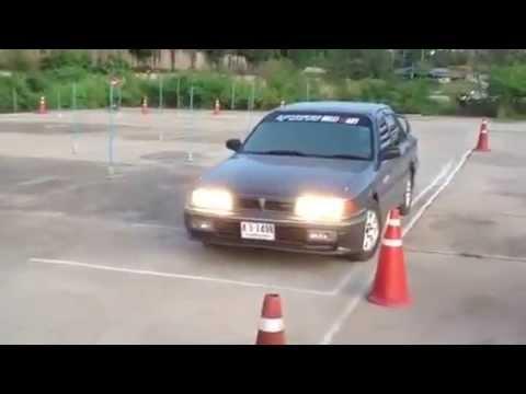 ท่าสอบใบขับขี่รถยนต์ 3 ท่า 2558