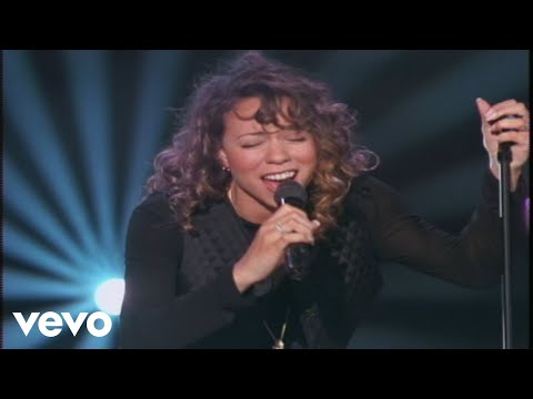 Mariah Carey - Without You (Live Video Version)