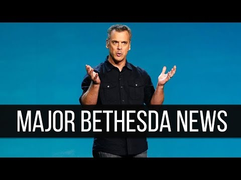Bethesda Just Posted A MASSIVE Post-E3 Update