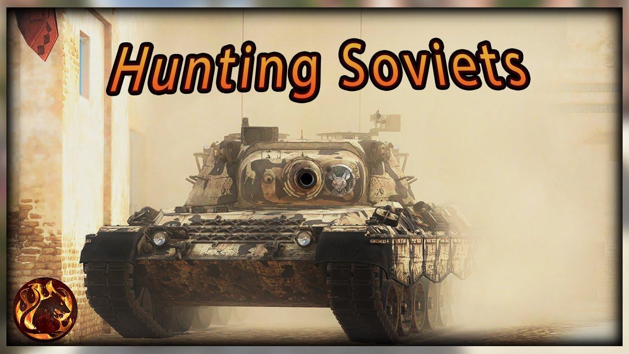 Download Heli Hunter - Leopard A1A1 L/44 [War Thunder]