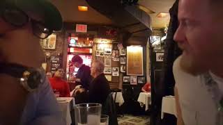 Opie Pop Up with the Cuban from Pete's Tavern - @OpieRadio @CarlRuiz