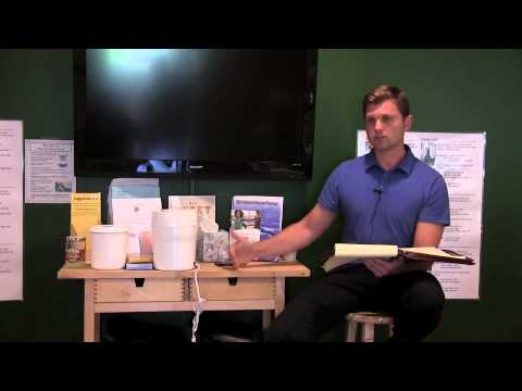 """""""Digestible Dairy"""" - A Weston A. Price Foundation Talk by Dr. Timothy Weeks of Whole Body Health"""