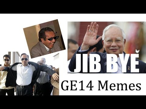 The Best Malaysian GE14 Election Meme Compilation