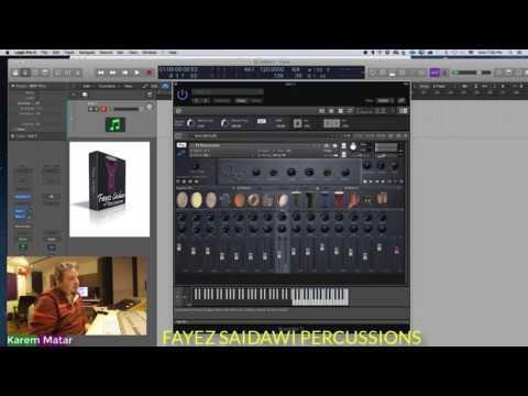 """EPM - FS Percussions Walk Through By Karem Mattar """"ARABIC"""""""