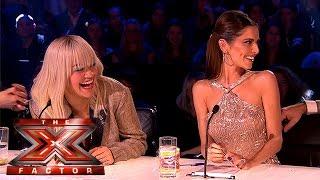 The X Factor Judges talk Max & Monica's exits | The Xtra Factor 2015