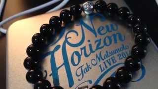 TAK MATSUMOTO LIVE2014 New Horizon 2014年5月17、18日に大阪・堂島リ...