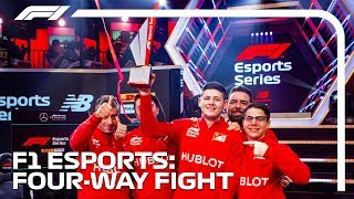 The Championship Fight! | F1 Esports Pro Series Grand Final