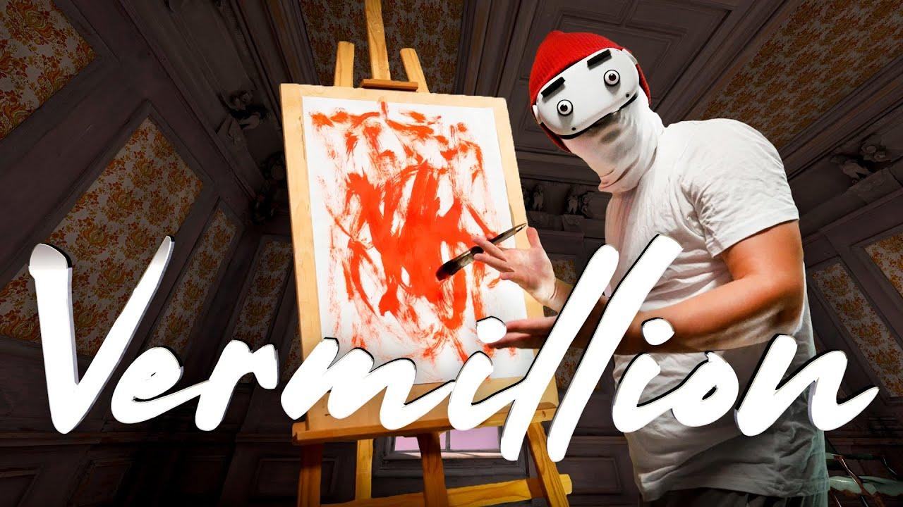 Vermillion - Искусство рисования в VR