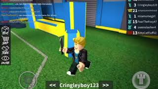 Playing ROBLOX ASSASSIN I SUCK GRR/ROBLOX EPISODE #3