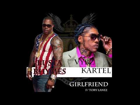 Busta Rhymes Girlfriend feat Vybz Kartel Tory Lanez