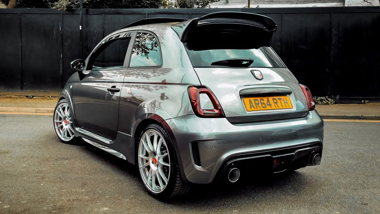 WORLDS FASTEST ABARTH ...