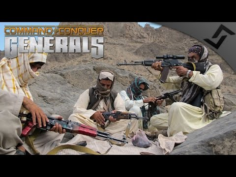 UN Convoy Ambush! - Command & Conquer: Generals - GLA Campaign 1&2