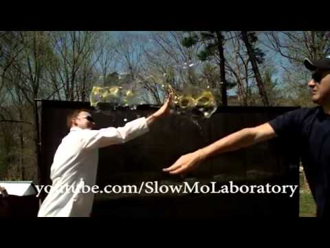 Incredible Slow Motion Compilation That Will Blow Your Mind!   Slow Mo Lab