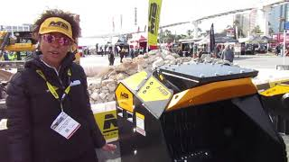 Video still for MB Crusher at World of Concrete 2020