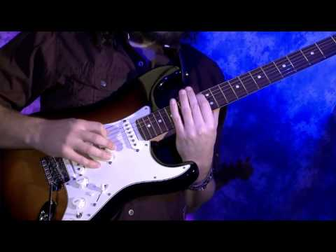GC-1 GK-Ready Stratocaster®: V-Guitar with GR-55 Demo Performed by Alex Hutchings