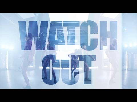 Da-iCE(ダイス) 8th single「WATCH OUT」 (From 3rd album「NEXT PHASE�.1.25 Release!!)