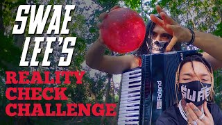 """Reality Check Challenge"" by Swae Lee - Accordion Cover"