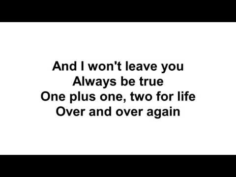 Nathan Sykes - Over And Over Again (Lyrics)