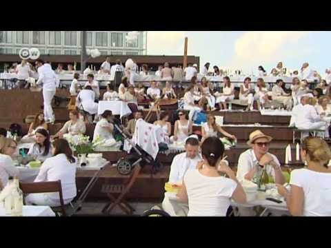 Diner en Blanc | Euromaxx