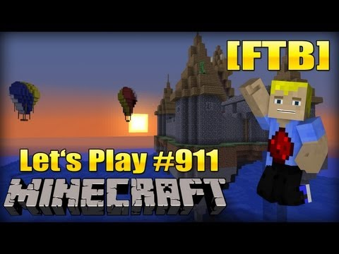 Redstone Energy Cell! - Let's Play Minecraft #911 [FTB | Deutsch | HD]