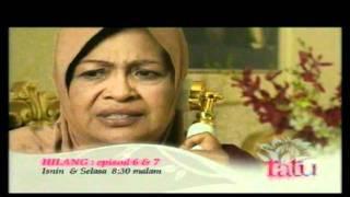 Video Promo Hilang (Ratu) ep 6 & 7 @ Tv9! (25-26/7/2011) download MP3, 3GP, MP4, WEBM, AVI, FLV Agustus 2018