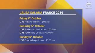 Promo - Jalsa Salana France 2019