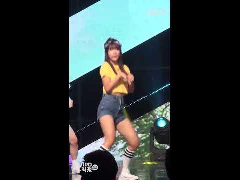 [MPD직캠] 우주소녀 엑시 직캠 Loving U WJSN EXY Fancam @엠카운트다운_160818