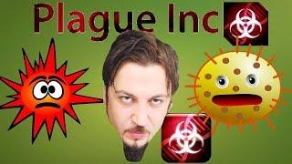Kundum Virüsü VS Takla Virüsü | Plague Inc Türkçe Multiplayer | Bölüm 2