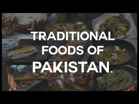 Traditional food of pakistan