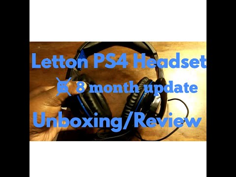 Letton Headset review 8 month update..