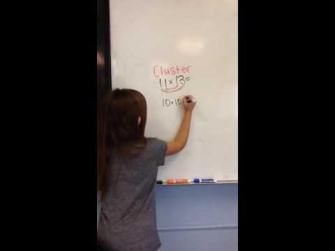 Multiplication: Cluster