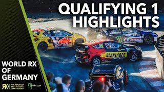 Qualifying 1 Highlights | 2018 World Rallycross of Germany