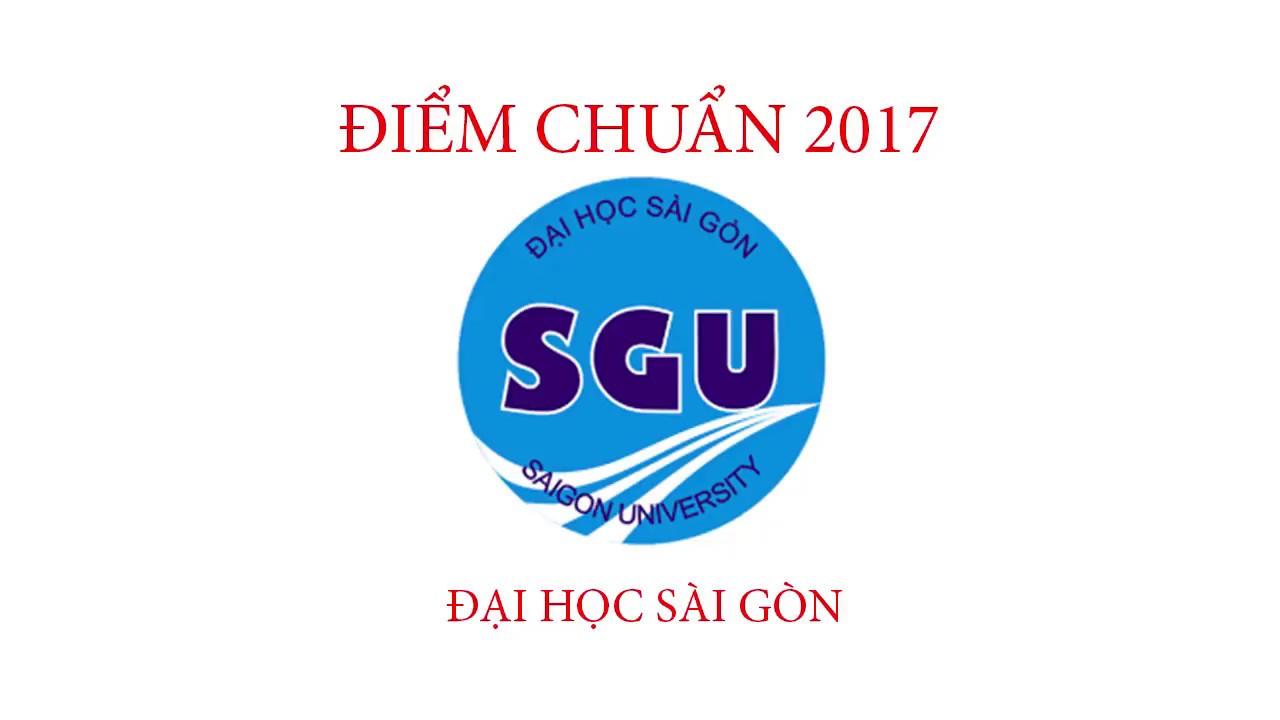 Điểm chuẩn 2017 Đại học Sài Gòn