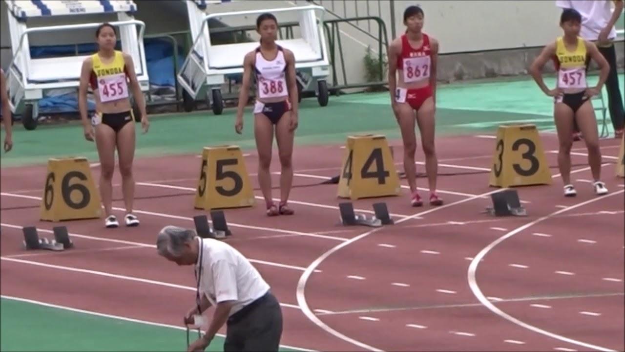 2018関西学生新人陸上競技選手権...