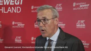 Generali Deutschland-Chef Liverani: Vitality läuft besser als erwartet