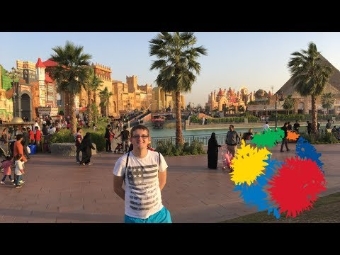 Global Village Dubai Vlog January 2018