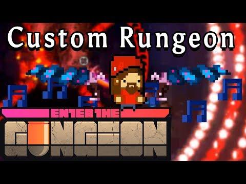 Enter the Gungeon | Unicorn Beats | Custom Rungeon