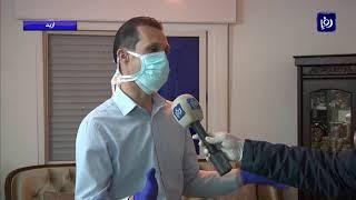 المتعافي الثاني من فيروس كورونا يتحدث لـ رؤيا 26/3/2020