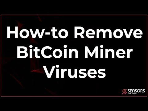 How To Remove A BitCoin Miner Virus / Trojan [FREE STEPS]