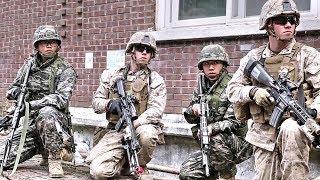 Korea, U.S. Marines Conduct Vertical Assault