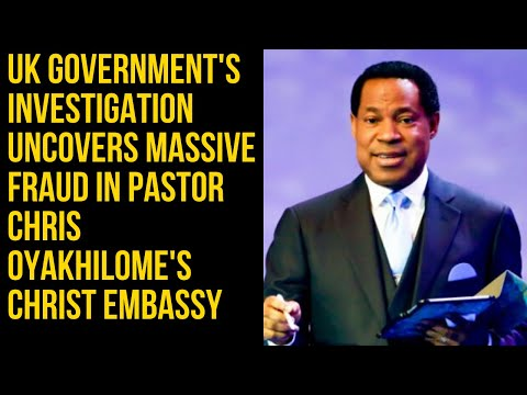 UK Government Uncovers Massive Fr*ud in Oyakhilome's Christ Embassy - Ep 120