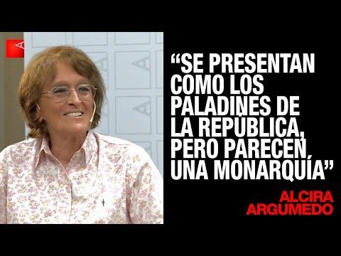 Alcira Argumedo - Entrevista completa