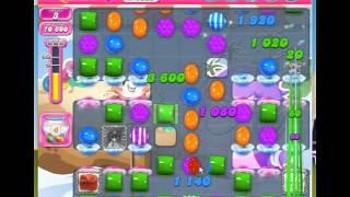 candy crush saga level 1633 no booster 3 stelle