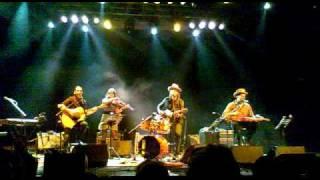 Fistful of Mercy - Father's son - Live @ alcatraz, Milano 09/12/2010