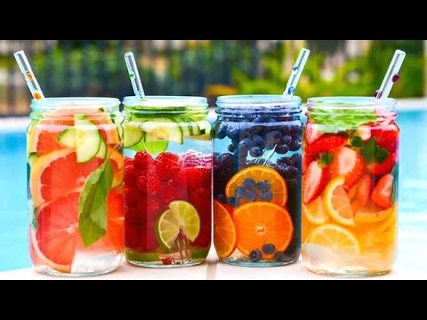 Detox Water Recipe To  Cleanse Your Body And Lose Weight