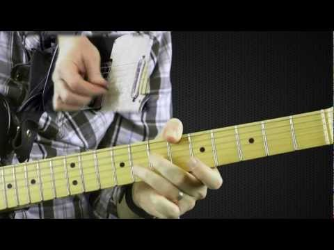 STEAL THIS LICK! 2 Brad Paisley Style Licks, Plus Cheat Technique